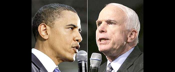 compare and contrast obama and mccain essay Free example essay on barack obama: he managed to beat john mccain in the race to the white house  barack obama essay, essay on barack obama.